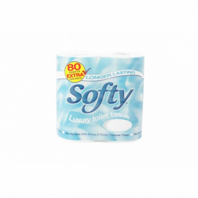 Softy Luxury Toilet Roll