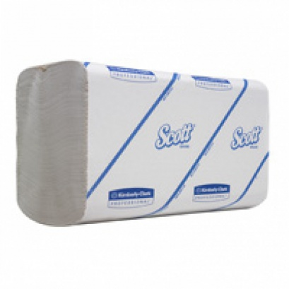 Scott Performance Interfolded / White /Small Hand Towel