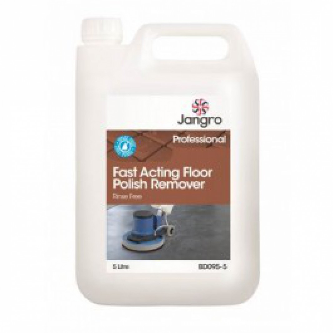 Fast Acting Floor Polish Remover