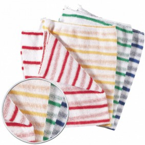 Striped Dishcloths
