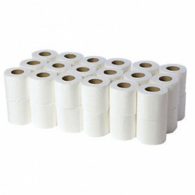 Jangro 320 Sheet Toilet Roll