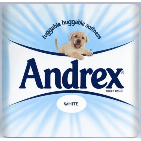 Andrex Toilet Roll X45