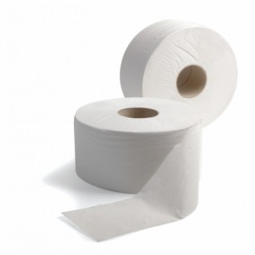Jangro 2.25in Core Mini Jumbo Toilet Roll