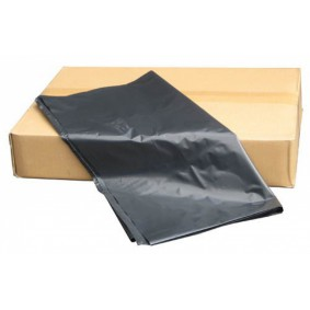 "18"" Standard Black Sacks 200/case"