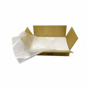 "18"" Clear Sacks 200/case"