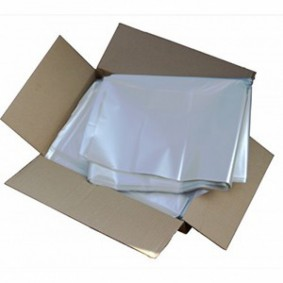 White Square Bin Liners 1000/case