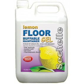 Lemon Floor Gel