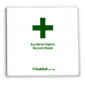 First Aid Record Book
