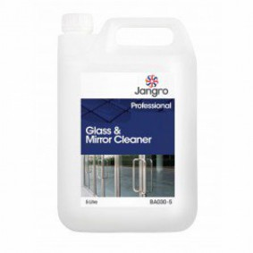Jangro Glass and Mirror Cleaner 5 LITRE