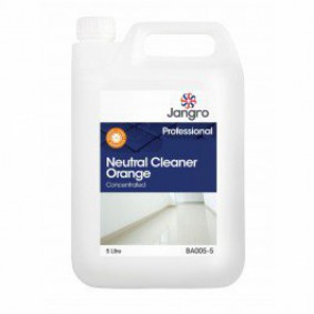 Neutral Cleaner  Orange