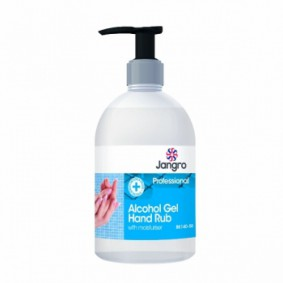 Alcohol gel hand sanitiser