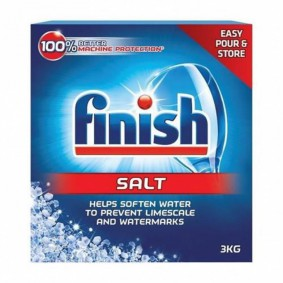 Finish Dishwasher Salt 3 KG