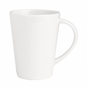 Large White Mugs