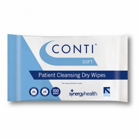 Conti  Dry Patient Wipes