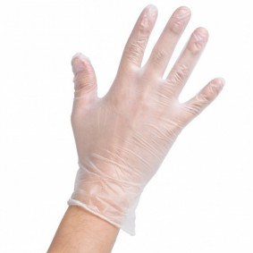 Vinyl Powderfree Disposable Gloves