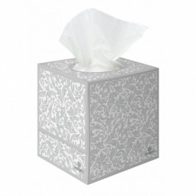Premium Luxury Cube Tissue