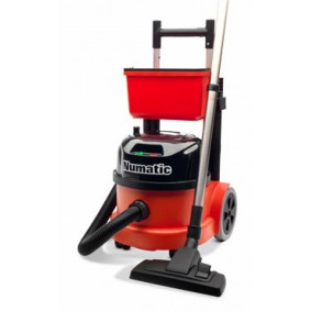 Numatic PPT220 Dry Vacuum &Caddy