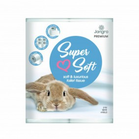 SUPER SOFT 200 Sheet Toilet Roll