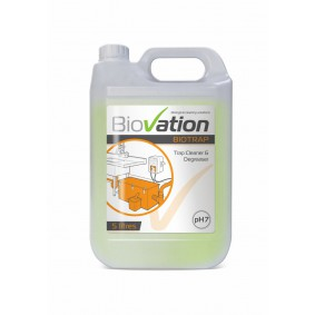 BioTrap Trap cleaner& Degreaser 5lt