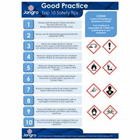 Coshh Good Practice Guide