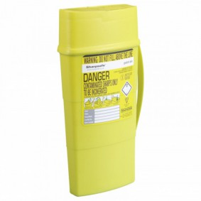 Sharps Disposal Box 1 Litre