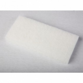 Hand Pad Holder refill Pad White