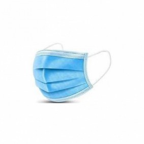 3 Ply Surgical Mask IIR Fluid Resistant