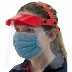 Reusable Protective Face Visor
