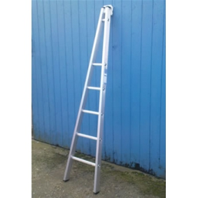 8ft Aluiminum A style ladder